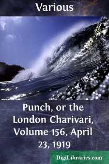 Punch, or the London Charivari, Volume 156, April 23, 1919