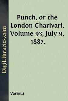 Punch, or the London Charivari, Volume 93, July 9, 1887.