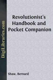 Revolutionist's Handbook and Pocket Companion