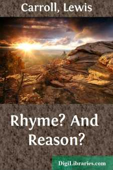Rhyme? And Reason?