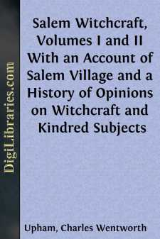 Salem Witchcraft, Volumes I and II