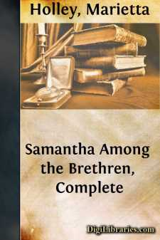 Samantha Among the Brethren, Complete
