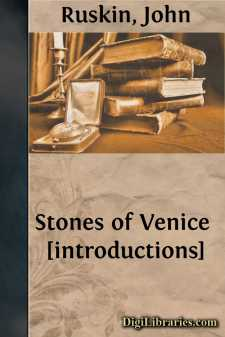 Stones of Venice [introductions]