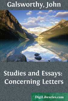 Studies and Essays: Concerning Letters