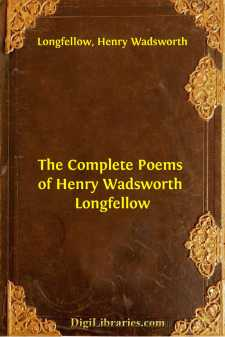 The Complete Poems of Henry Wadsworth Longfellow