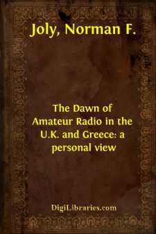 The Dawn of Amateur Radio in the U.K. and Greece: a personal view