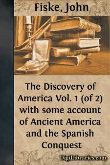 The Discovery of America Vol. 1 (of 2)