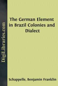 The German Element in Brazil