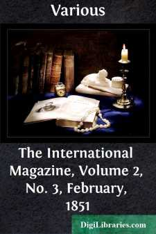 The International Magazine, Volume 2, No. 3, February, 1851