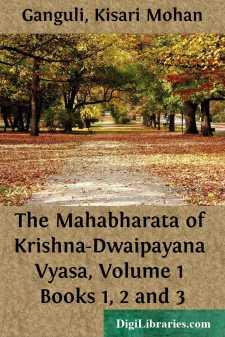 The Mahabharata of Krishna-Dwaipayana Vyasa, Volume 1 Books 1, 2 and 3