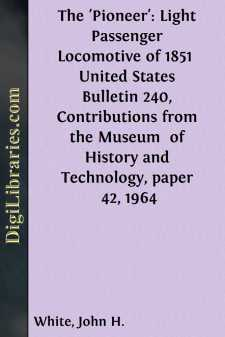 The 'Pioneer': Light Passenger Locomotive of 1851 