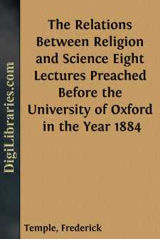 The Relations Between Religion and Science