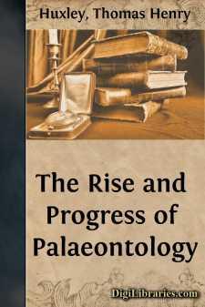 The Rise and Progress of Palaeontology