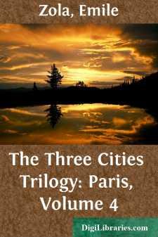 The Three Cities Trilogy: Paris, Volume 4