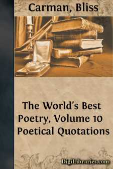 The World's Best Poetry, Volume 10 