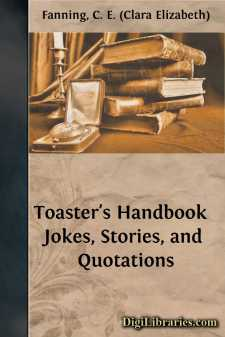 Toaster's Handbook  Jokes, Stories, and Quotations