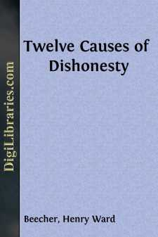 Twelve Causes of Dishonesty