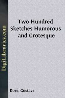 Two Hundred Sketches Humorous and Grotesque