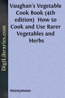 Vaughan's Vegetable Cook Book (4th edition) 