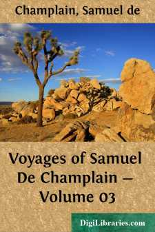 Voyages of Samuel De Champlain - Volume 03
