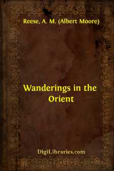 Wanderings in the Orient