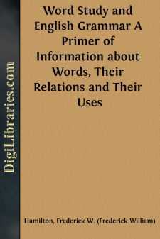 Word Study and English Grammar