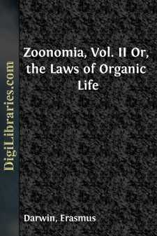 Zoonomia, Vol. II