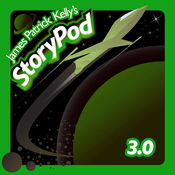 James Patrick Kelly's StoryPod 3.0 audiobook download