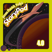 James Patrick Kelly's StoryPod 4.0 (Unabridged) audiobook download