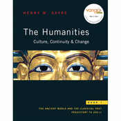 VangoNotes for The Humanities: Culture, Continuity and Change: Book 1 audiobook download