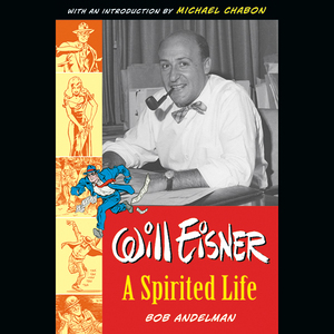 Will-eisner-a-spirited-life-unabridged-audiobook