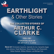 Earthlight & Other Stories: The Collected Stories of Arthur C. Clarke 1950-1951 (Unabridged) audiobook download