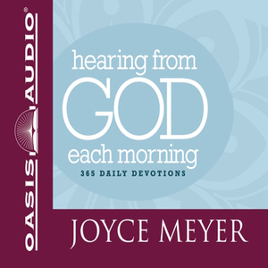 Hearing-from-god-each-morning-unabridged-audiobook