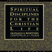 Spiritual Disciplines for the Christian Life (Unabridged) audiobook download