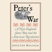 Peter's War: A New England Slave Boy and the American Revolution (Unabridged) audiobook download