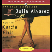 How the Garcia Girls Lost Their Accents (Unabridged) audiobook download