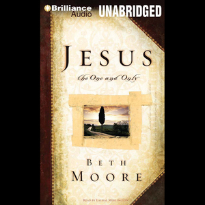 Jesus-the-one-and-only-unabridged-audiobook