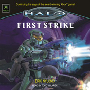 Halo: First Strike (Unabridged) audiobook download
