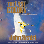 The Last Colony (Unabridged) audiobook download