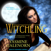 Witchling: Otherworld, Book 1 (Unabridged) audiobook download