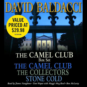 The-camel-club-audio-box-set-audiobook