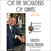 On the Shoulders of Giants: My Journey Through the Harlem Renaissance (Unabridged) audiobook download