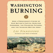 Washington Burning (Unabridged) audiobook download