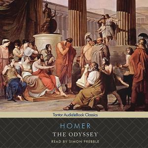 The-odyssey-unabridged-audiobook