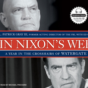 In Nixon's Web: A Year in the Crosshairs of Watergate (Unabridged) audiobook download