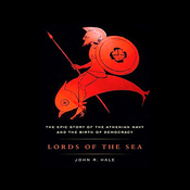 Lords of the Sea: The Epic Story of the Athenian Navy and the Birth of Democracy (Unabridged) audiobook download