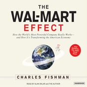 The Wal-Mart Effect (Unabridged) audiobook download