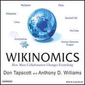 Wikinomics: How Mass Collaboration Changes Everything (Unabridged) audiobook download