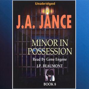Minor-in-possession-j-p-beaumont-series-book-8-unabridged-audiobook