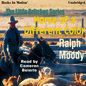 Horse of a Different Color: Little Britches #8 (Unabridged) audiobook download